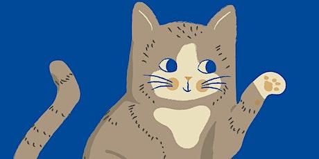 Zoek Vitus de Kerkkat - Kinderprogramma t/m 6 jaar tickets