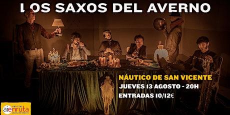 Los Saxos del Averno en El Náutico entradas