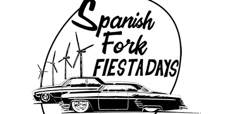 Spanish Fork Fiesta Days Car Show tickets