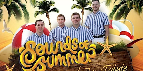 SOUNDS OF SUMMER-BEACH BOYS TRIBUTE tickets