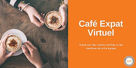 Café expat Recherche d'emploi tickets