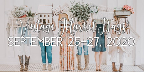 "Vintage Market Days® of Wichita presents ""Urban Harvest"" tickets"