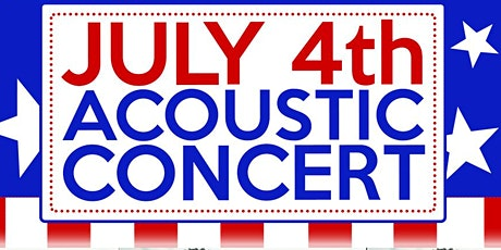 July 4th Acoustic Concert - on the Quad at Bloomfield College tickets