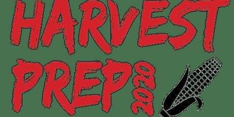 Harvest Prep 2020 tickets