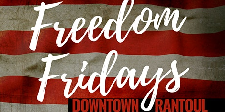 Freedom Fridays tickets