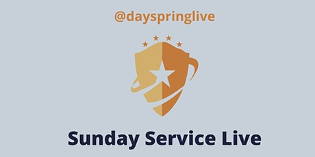 Sunday Service Live tickets