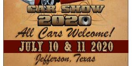 July 2020 Outlaw Nationals Car Show tickets
