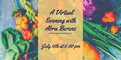 A Virtual Evening with Abra Berens tickets
