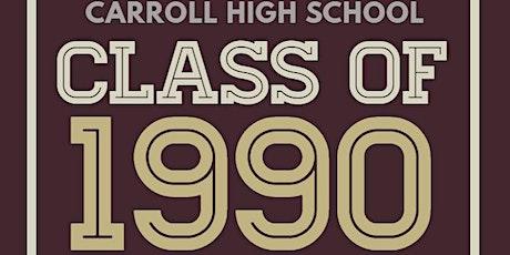 Carroll High School Class of 1990 Reunion tickets