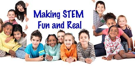 Online STEM for Kids Ages 2-5 tickets