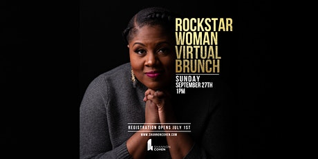 2020 Virtual Rockstar Woman Brunch Powered by Shannon Cohen, Inc. tickets