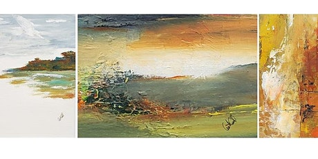 ONLINE CLASS - Non-Objective Abstract Painting, Continued with Art Cornell tickets