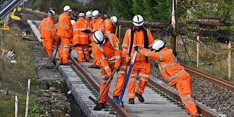 Rail Engineering Track Maintenance - L2 (15-7-20) - LONDON (East) tickets