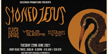 Stoned Jesus tickets