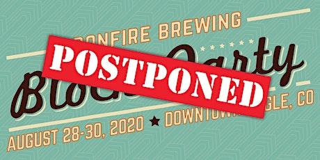 Bonfire Block Party 2021 tickets