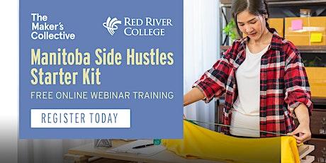 Manitoba Side Hustles: The Side Hustle Starter Kit tickets