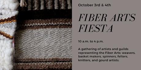Fiber Arts Fiesta tickets