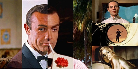 'James Bond Retrospective: The Sean Connery Bond Canon' Webinar tickets