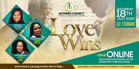 MOTHERS CONNECT (bridging the gap, impacting individuals and communities) tickets