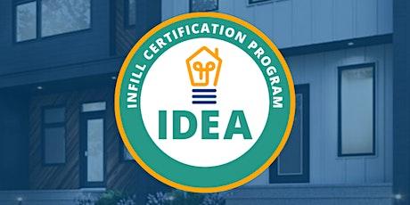 Builder Education Program (IDEA Infill Certification Program) tickets