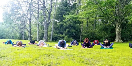 Outdoor Yoga in Bull Valley tickets