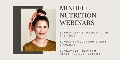 Mindful Nutrition with Emily Rose Nutrients tickets
