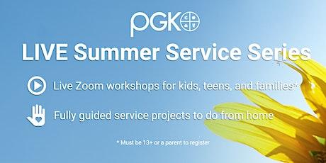 Summer Service Series, Session 3 - Color Kindness Challenge ingressos