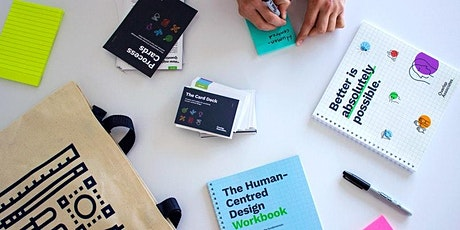 HCD: Launch—Introduction to Human-Centred Design (Virtual) tickets