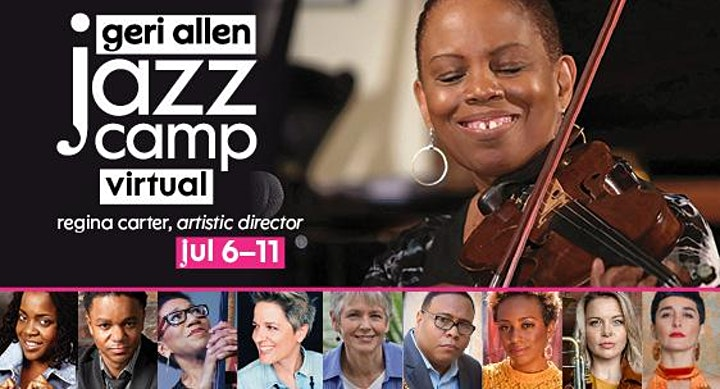 NJPAC Geri Allen Jazz Camp image