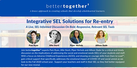 BetterTogether3 | Educational Leadership: Addressing SEL with a DEI Lens tickets