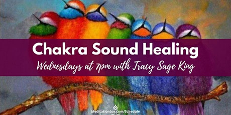 Chakra Sound Healing tickets