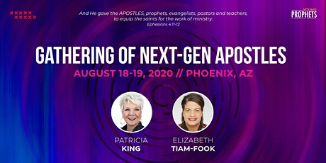 Gathering of Next-Gen Apostles tickets