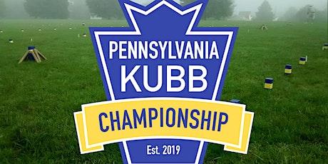 2020 PA Kubb Championship tickets