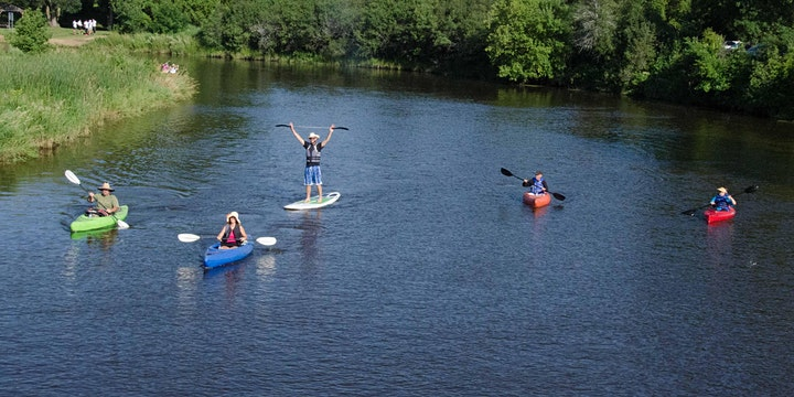 Sheyenne RiverFest Come and Float to Help Create a National Water Trail! image