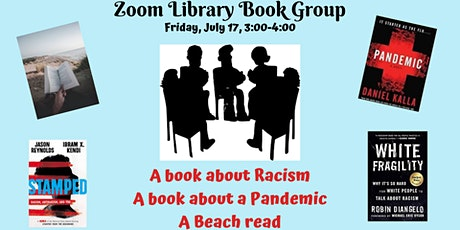 Zoom Library Book Group tickets