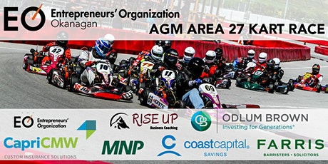 EO Okanagan AGM / Area 27 Kart Race Day tickets