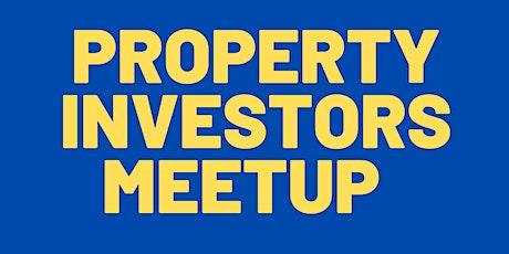 Property Investors MeetUp tickets