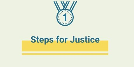 Steps For Justice virtual 5K tickets