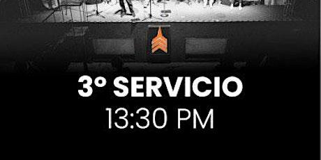 """SAI de Adoración 1:30pm """"HARVEST MÉXICO"""" entradas"""