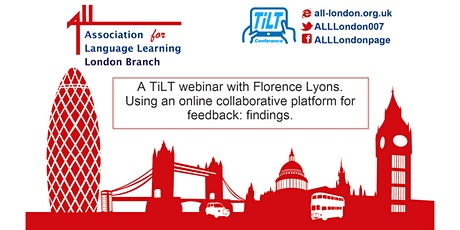 A TiLT Webinar with Florence Lyons: improving writing tickets