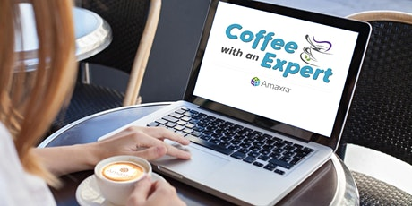 Amaxra Virtual Coffee with an Expert (July) tickets