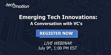 Emerging Tech Innovations: A Conversation with VC's Tickets