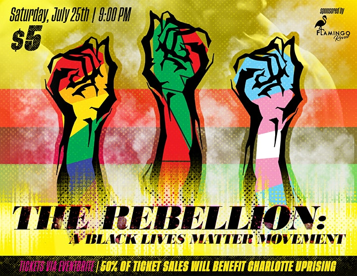 THE REBELLION: A Black Lives Matter Movement image