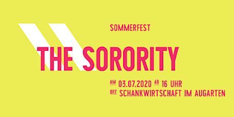 Sorority Sommerfest 2020 Tickets