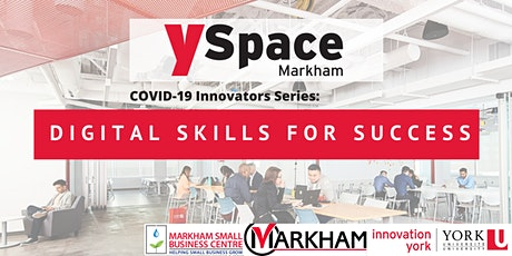 COVID-19 Innovators Series: Digital Skills for Success tickets