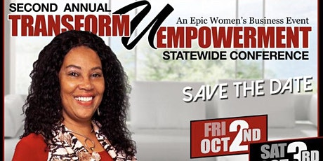 2nd Annual Transform U  Women's Empowerment Conference tickets