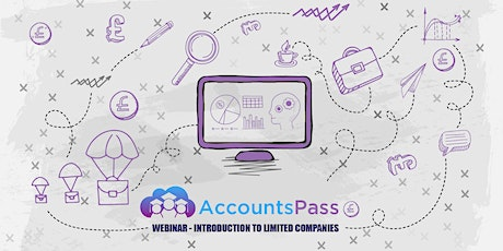 Webinar - Introduction to Limited Companies tickets