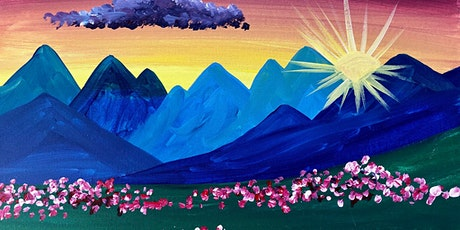Virtual Painting Mountains tickets