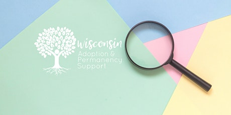 Webinar: WI Adoption Records Search Program - Info, Q and A, and More! tickets