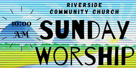Sunday 10 AM Worship Service tickets